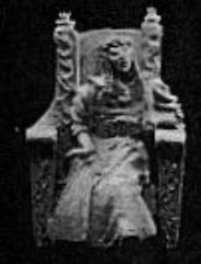 King Thranduil - The Elven King on Throne