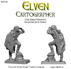Elven Cartographer
