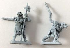 Uruk-Hai Royal Guardsmen #2