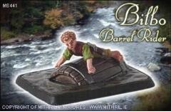 Bilbo the Barrel Rider