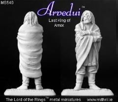 Arvedui - Last King of Arnor