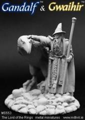 Gandalf & Gwaihir