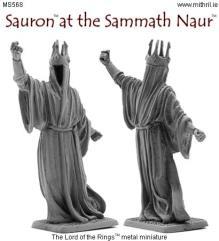 Sauron at the Sammath Naur