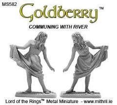 Goldberry Communing with River