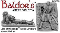 Baldors Mailed Skeleton