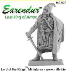 Earendur - Last King of Arnor