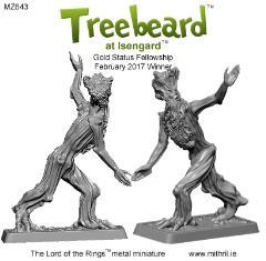 Treebeard at Isengard