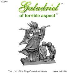Galadriel of Terrible Aspect
