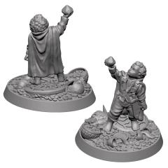 Bilbo - Discovers the Archstone