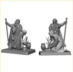 Elessar and the White Sapling