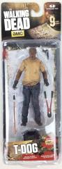 "Series 9 - T-Dog 5"" Action Figure"