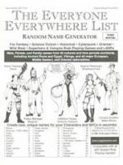 Everyone Everywhere List, The (3rd Edition)