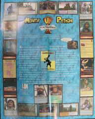 Monty Python and the Holy Grail Promo Poster