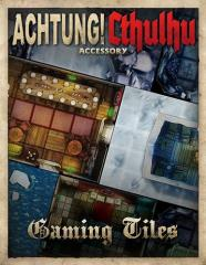 Achtung! Cthulhu Gaming Tiles - Secret Bases & Icy Ruins