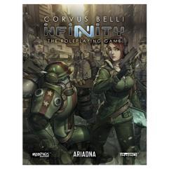 Infinity RPG - Ariadna
