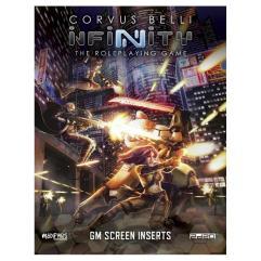 Infinity RPG - GM Screen