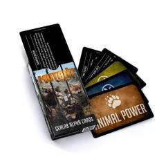 Genlab Alpha Card Deck