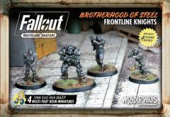 Brotherhood of Steel - Frontline Knights