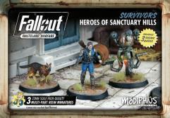 Survivors - Heroes of Sanctuary Hills
