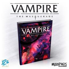 Vampire - The Masquerade (5th Edition)