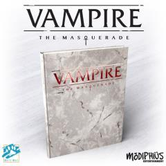 Vampire - The Masquerade (5th Edition) Deluxe Rulebook