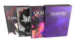 Vampire - The Masquerade (5th Edition, Slip Case Set)