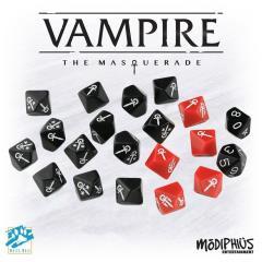 Vampire - The Masquerade Dice Set (20)