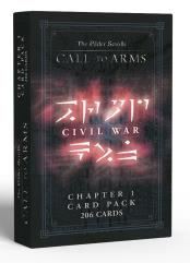 Chapter 1 Card Pack - Civil War