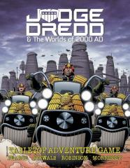 Judge Dredd & the Worlds of 2000AD