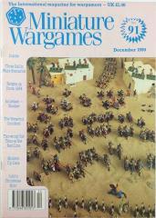 """#91 """"3 Gallic Wars Scenarios, Antietam - Hooker"""""""