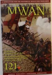 "#121 ""20mm WWII Rules, The Age of Steam"""