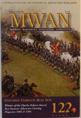 "#122 ""Stonewall Brigade ACW Rules, Bushwar Rules"""