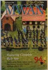 "#94 ""Santa Anna Rules, War of 1812 Ambush Scenario"""