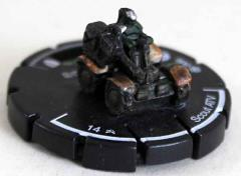 Scout ATV #006 - Veteran