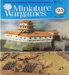 "#25 ""Samurai Castle, Franco-Prussian Wargaming"""