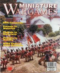 """#172 """"Prelude to Waterloo, WWII Eastern Front Scenario"""""""