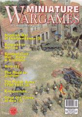 "#185 ""Tacambaro - The Belgians in Mexico, The Battle of Caspe, Boadilla SCW Rules"""