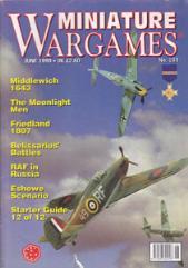 "#193 ""Battle of Middlewich 1643, The Moonlight Men, Battle of Friedland"""