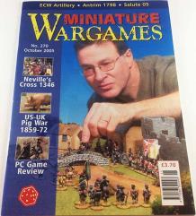 """#270 """"ECW Artillery, Antrim 1798, Neville's Cross 1346"""""""