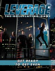 Leverage - The Roleplaying Game