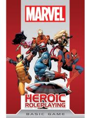 Marvel Heroic Roleplaying Basic Game