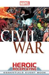 Civil War - Essentials Event Book