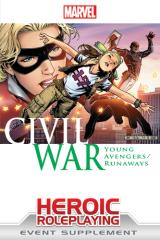 Civil War - Young Avengers/Runaways