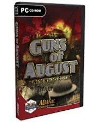 Guns of August - World War 1, 1914-1918