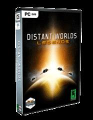 Distant Worlds - Legends Expansion