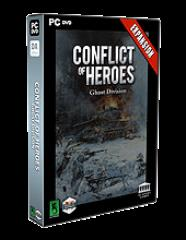 Conflict of Heroes - Ghost Divisions Expansion