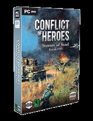 Conflict of Heroes - Storms of Steel