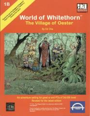 World of Whitethorn - The Village of Oester