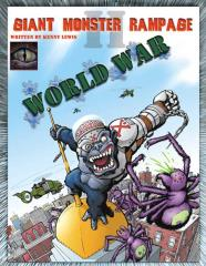 Giant Monster Rampage II - World War