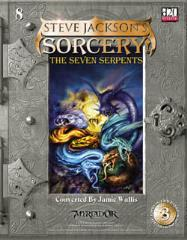 Sorcery! - The Seven Serpents